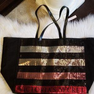 Victoria's Secret Sequin Tote